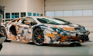 Lamborghini muestra cómo el esperado Aventador SVJ se enfrenta a Nürburgring