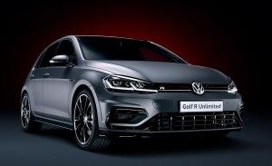 Volkswagen Golf R Unlimited, solo 50 unidades para la versión más exclusiva