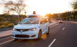 Waymo supera los 12 millones de km recorridos con sus coches autónomos