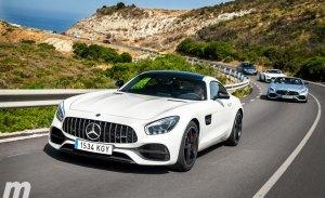 6to6 Tour Costa del Sol 2018 con el Mercedes-AMG GTS