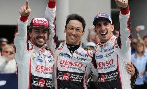 """Alonso: """"Estoy deseando volver a ponerme al volante del TS050 Hybrid"""""""