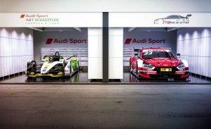 Audi confirma su compromiso con el DTM y la Fórmula E