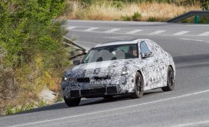El nuevo BMW Serie 3 híbrido cazado en su configuración definitiva