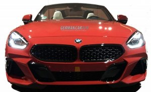 El nuevo BMW Z4 M40i Roadster se filtra al completo