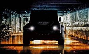 Bowler se basa en el extinto Land Rover Defender para su nuevo proyecto