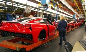 El nuevo Chevrolet Corvette C8 ya ha entrado en la fase de pre-producción