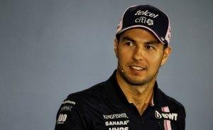 Confirmado: Sergio Pérez seguirá en Force India en 2019