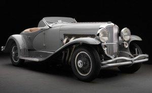 Doble récord: el Duesenberg de Gary Cooper es el modelo americano más caro