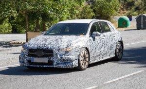 El nuevo Mercedes Clase A tendrá tres versiones AMG: A 35, A 50 y A 50 S