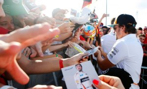 Fernando Alonso deja huérfano al alonsismo