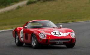 El Ferrari 250 GTO #3413 se convierte en el deportivo más caro de la historia