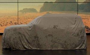 El Ford Baby-Bronco SUV estará basado en la plataforma del nuevo Focus