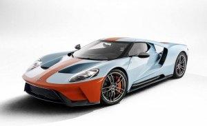 Ford GT Heritage Edition 2019: vuelve el espíritu Gulf Racing