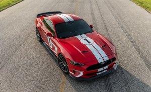 Nuevo Ford Mustang Heritage Edition de 820 CV de Hennessey Performance