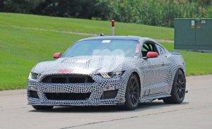 Ford Mustang Shelby GT500: se filtran las especificaciones del muscle car