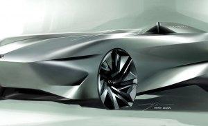 Infiniti mostrará en Pebble Beach su visión de futuro con el nuevo Prototype 10