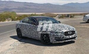 El lavado de cara del Jaguar XE ya está siendo desarrollado y llegará en 2019
