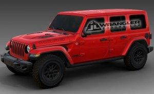 Filtrado el nuevo Jeep Wrangler Moab y todos sus datos