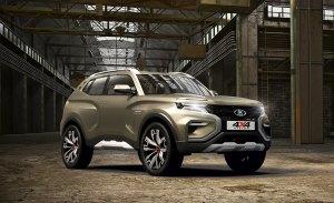 Lada 4x4 Vision Concept, una visión al futuro de la marca rusa
