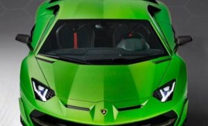 El nuevo Lamborghini Aventador SVJ se deja ver antes de su debut en Pebble Beach