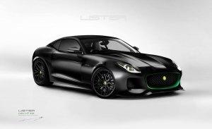 El Jaguar F-Type más extremo tiene el sello de Lister y se llama LFT-666