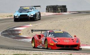 Molina y Vilander, campeones del SprintX GT Championship