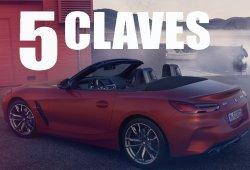 Las 5 claves del nuevo BMW Z4, que vuelve a sus orígenes