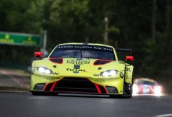 Aston Martin baja a Adam y Turner de sus GTE oficiales