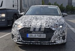 La nueva generación del Audi A3 llegará en el segundo semestre de 2019