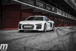 El Audi R8 tendrá nueva generación en 2023 y compartirá plataforma con el Porsche 911