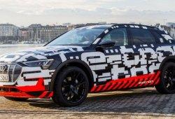 Audi lanzará 15 modelos eléctricos e-tron hasta 2025