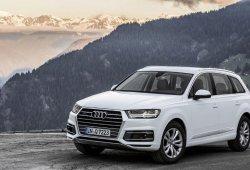 La gama del Audi Q7 estrenará nuevos motores diésel en 2019
