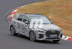 El esperado Audi RS Q3 2019 ya se deja ver con sus escapes definitivos