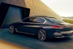 BMW ya trabaja en la futura Serie 9, una berlina de sumo lujo prevista para 2021