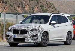 El nuevo BMW X1 2019 facelift se deja ver con más detalle