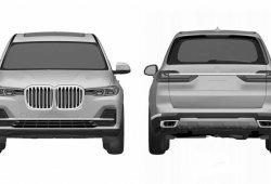 Filtrado el BMW X7 2019 al completo gracias a sus patentes