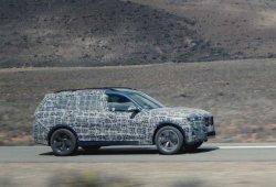 BMW nos desvela el desarrollo del nuevo X7 y sus prototipos en vídeo