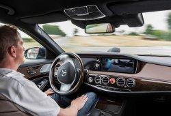 Bosch y Daimler explican los tipos de sensores y cámaras para conducción autónoma