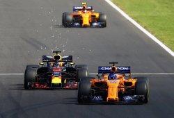"Brown confirma que McLaren estuvo ""muy cerca"" de fichar a Ricciardo"