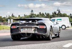 Bugatti destapa lentamente el Chiron Divo con una campaña de vídeos