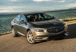 Buick Regal Avenir 2019: el Opel Insignia más lujoso es americano