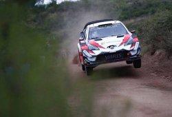 Primeros test previos para preparar el Rally de Turquía