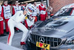 Juncadella logra su segunda pole del DTM en Brands Hatch