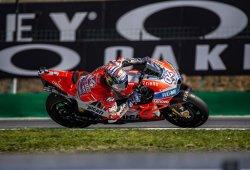 Dovizioso supera a Lorenzo en la 'guerra civil' de Ducati en Brno