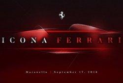 Ferrari anuncia la presentación de un nuevo y misterioso superdeportivo