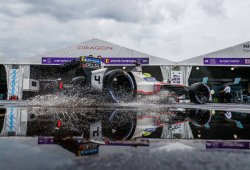 La Fórmula E cruza fronteras y emula el juego Mario Kart