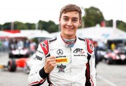 George Russell se lleva una importante pole en Monza