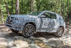 El interior del nuevo Mercedes GLE 2019, filtrado por completo