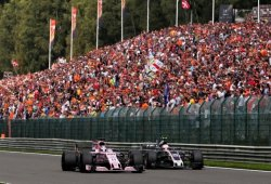 Haas no da el asunto de Racing Point Force India por cerrado