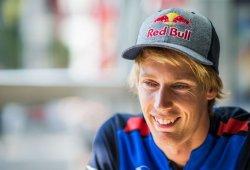 """Hartley: """"No diría que la Fórmula 1 es predecible"""""""
